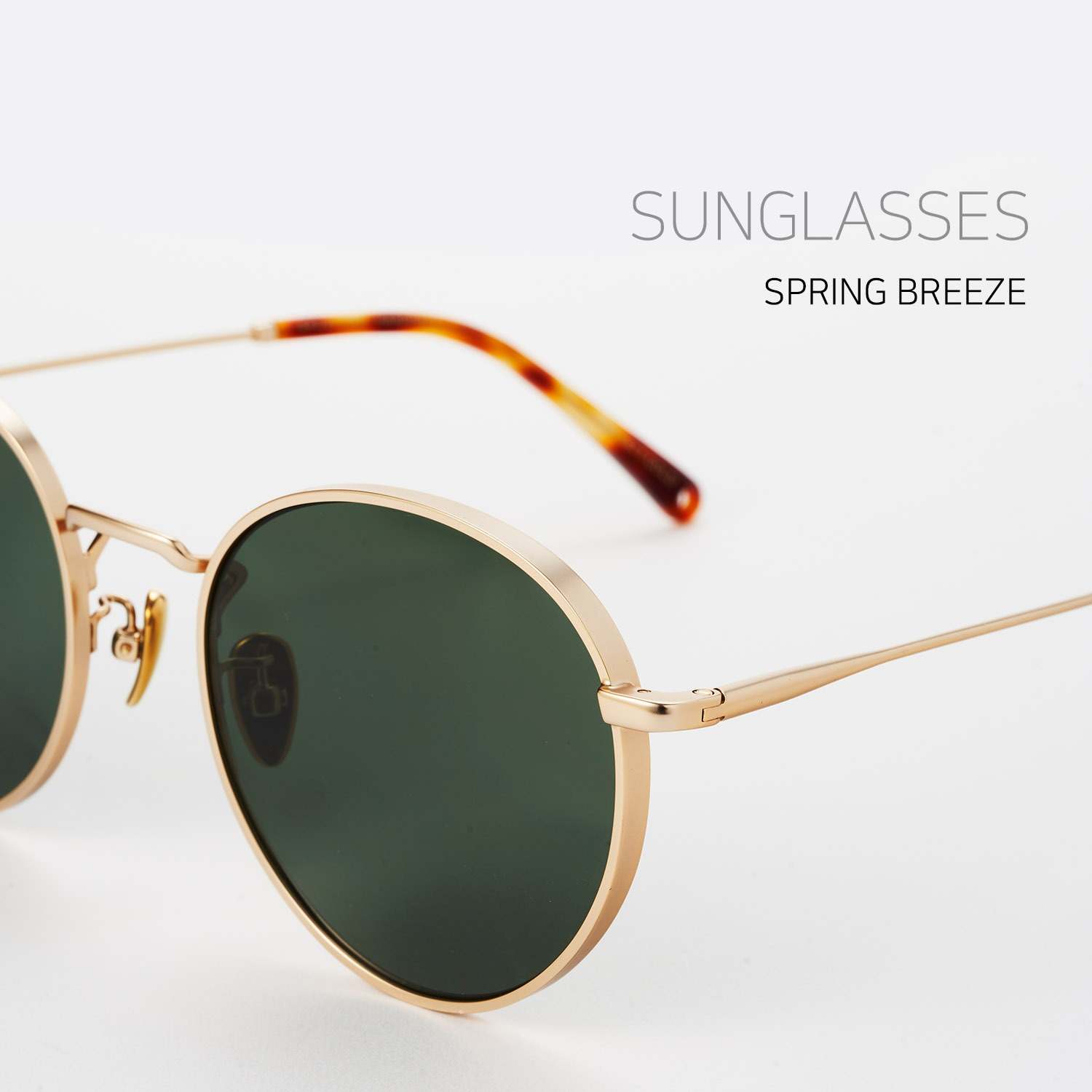 SUNGLASSES _ SPRING BREEZE